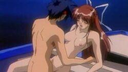 Votre collègue de travail hentai non censuré devient votre amant